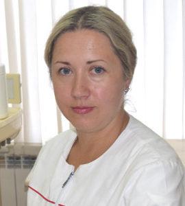 Каленова Ольга Александровна